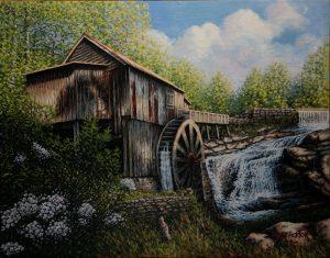 Pardue Mill 7594